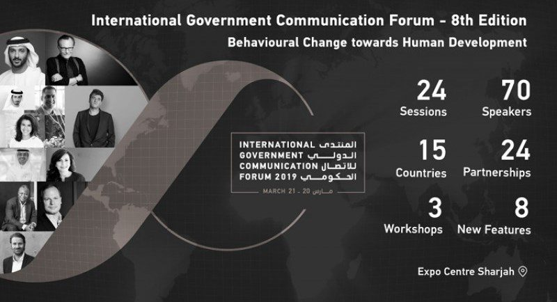 International Government Communication Forum opens in Sharjah, UAE