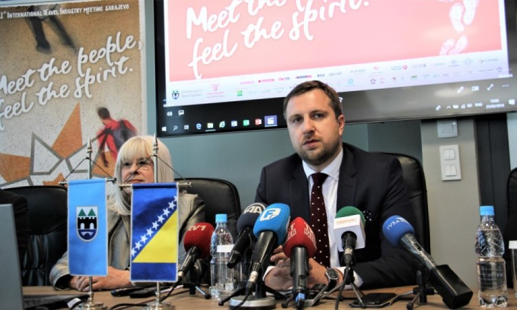 """Meet Up Sarajevo 2019"", the biggest tourism promotion of Sarajevo and BiH so far"