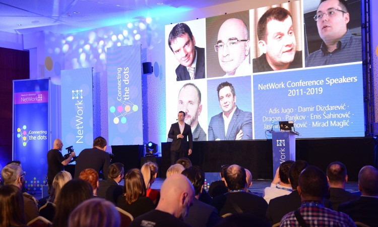 Microsoft's NetWork9 conference opens in Neum with 1,100 participants