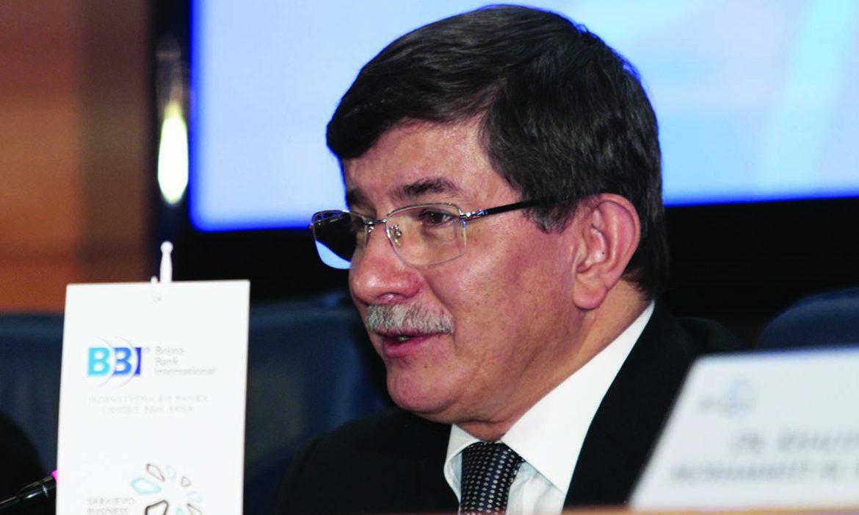 Ahmet Davutoğlu to attend 10th Sarajevo Business Forum