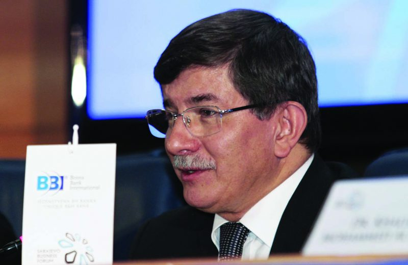 Ahmet Davutoğlu to attend 10th Sarajevo Business Forum