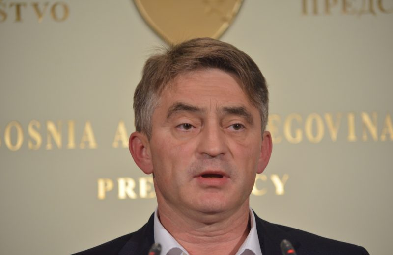 Komšić: Army of RBiH most responsible for survival of state of BiH