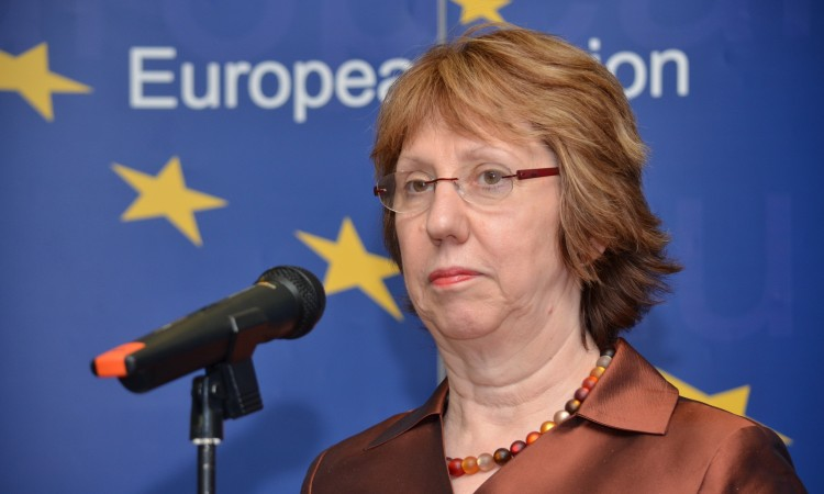 Baroness Ashton attends EBRD Annual Meeting in Sarajevo