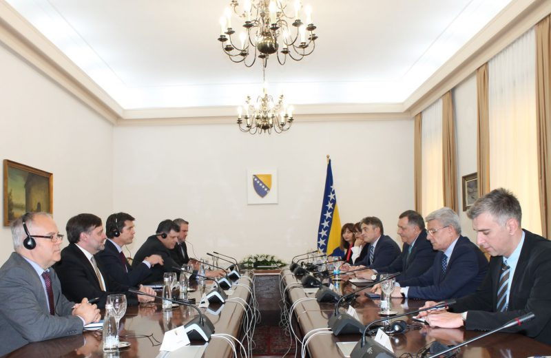 Palmer: The United States remains a committed partner of Bosnia and Herzegovina