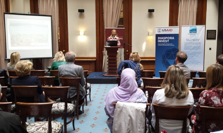 H2i Balkans and USAID host event on best practices in flood risk management
