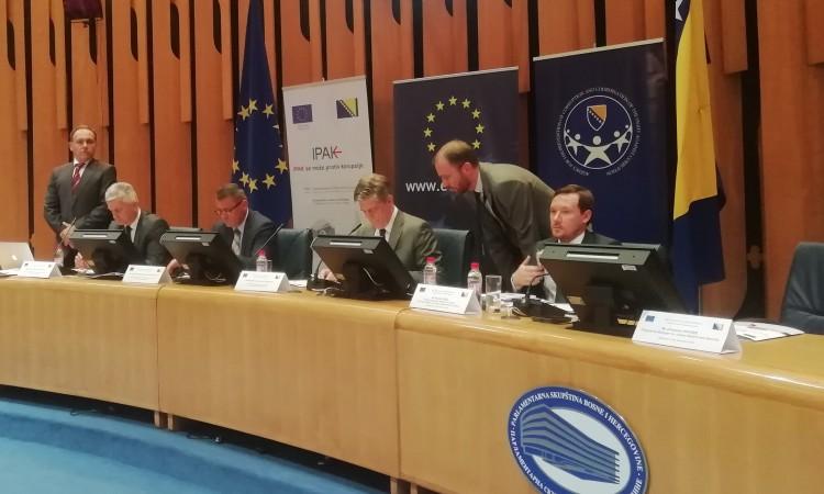 Wigemark: Billions of euros are being lost through corruption