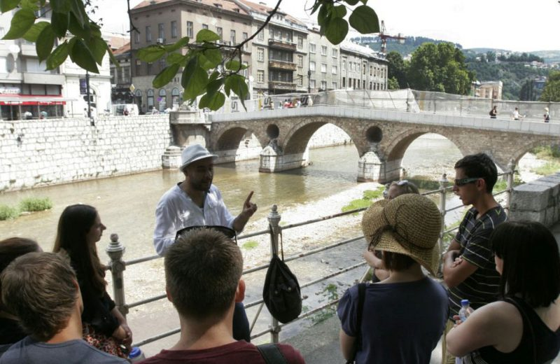 BiH – Nearly 819.000 tourist overnight stays in four months