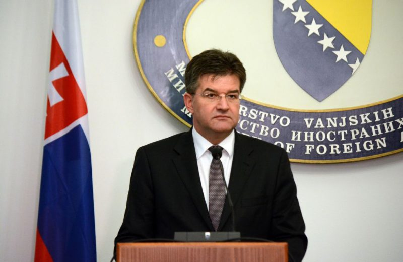Lajčák visiting Bosnia and Herzegovina on 19-20 June