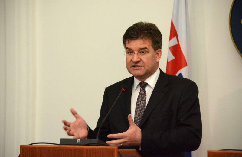 Lajčak urges BiH political leaders to intensify efforts to advance reform agenda