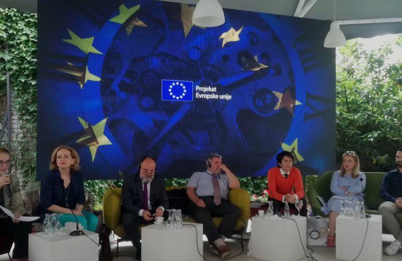 BiH not yet ready to become EU member