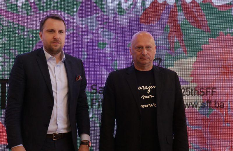 SFF film stars to walk on Bosnian carpet this year