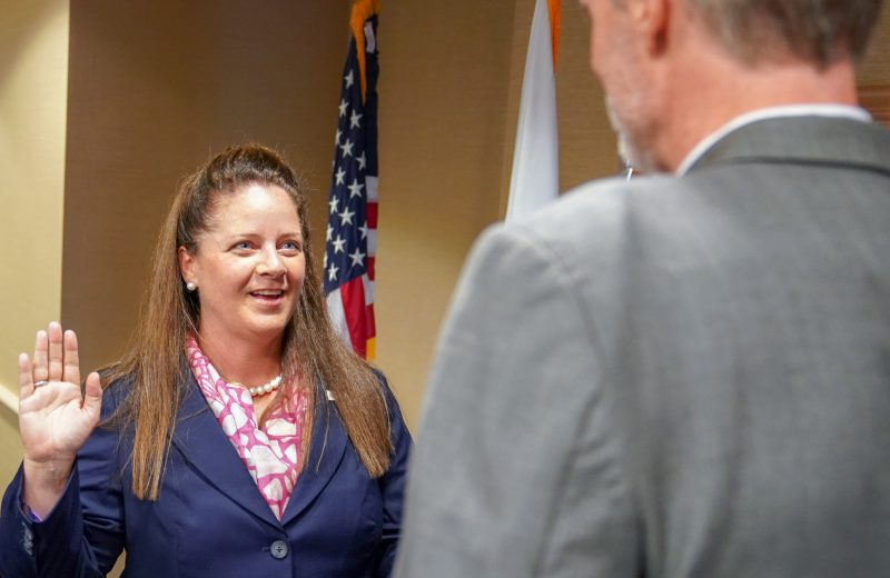 Nancy J. Eslick, New USAID Mission Director in BiH, takes over her duty