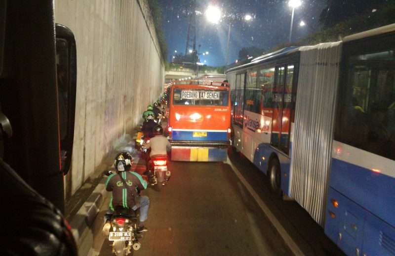 Jakarta's advanced ETLE system projected to curb traffic accidents