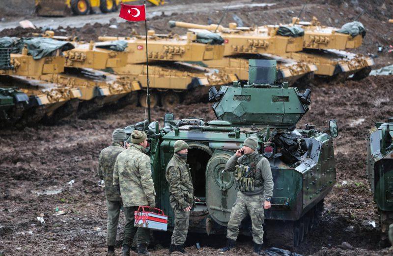 Turkey, US officials meet to discuss Syria safe-zone