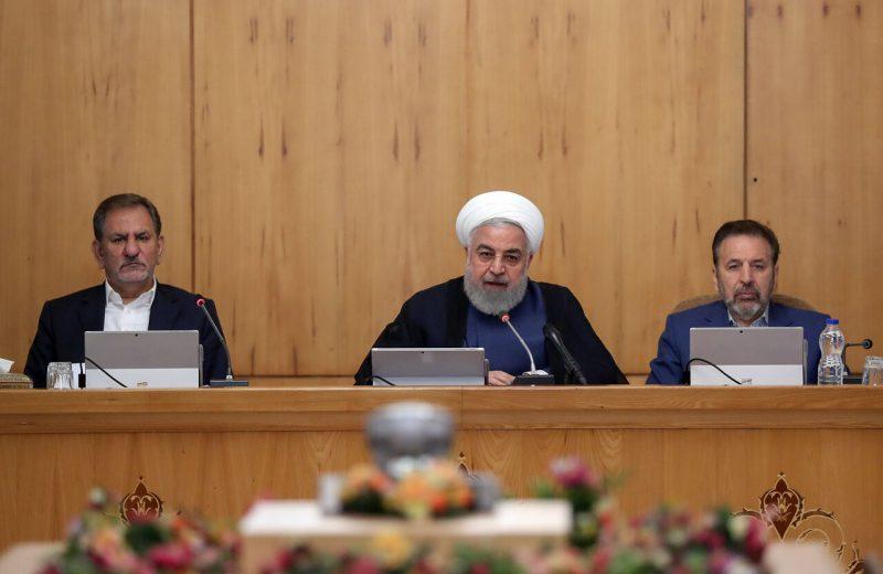 Rouhani calls for solidarity among Persian Gulf states