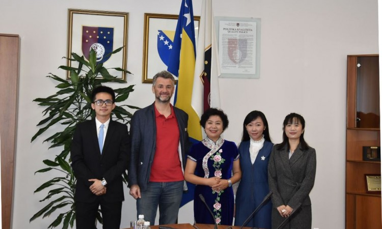 Interest of Chinese tourists for Sarajevo and BiH increases