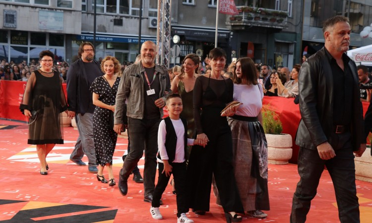 Numerous guests at 25th Sarajevo Film Festival