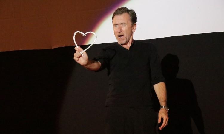 Tim Roth receives Honorary Heart of Sarajevo Award