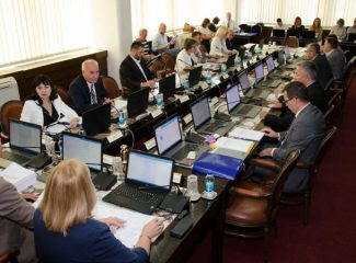 Draft Law on FBiH Spatial Data Infrastructure
