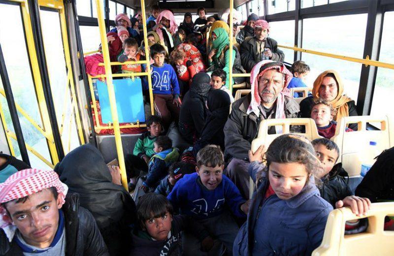 Over 16,000 irregular migrants leave Istanbul