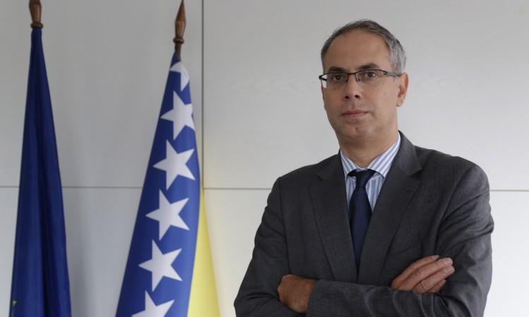 Štefánek: EU Expert Report on Governance in BiH prisons to be presented soon