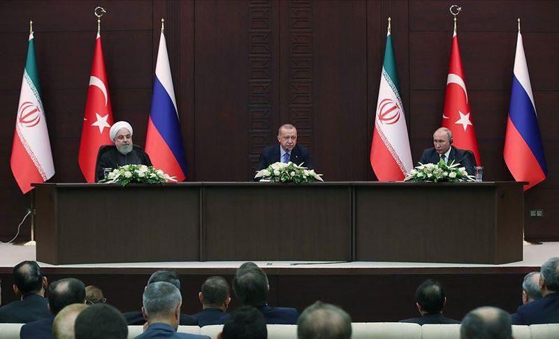Turkey, Russia, Iran back Syria's sovereignty – Released after Ankara summit