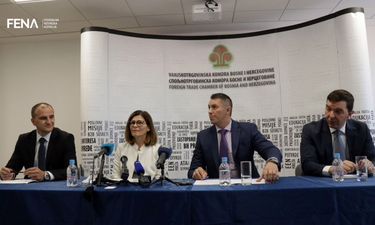 Eighty companies from BiH and Slovenia at 'Sustainable Tourism' conference
