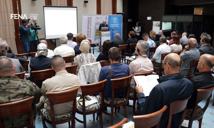 A set of manuals to strengthen disaster resilience presented today in Sarajevo
