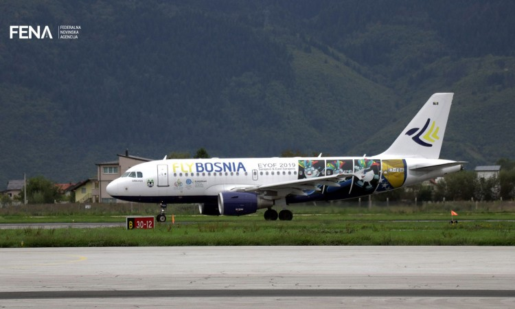 FlyBosnia connects Sarajevo and London with a direct flight