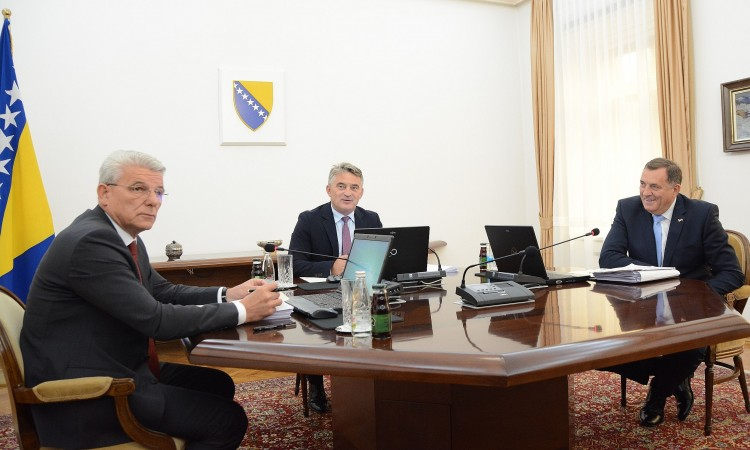 Komšić: Trilateral meeting BiH-Serbia-Turkey to be held on October 8