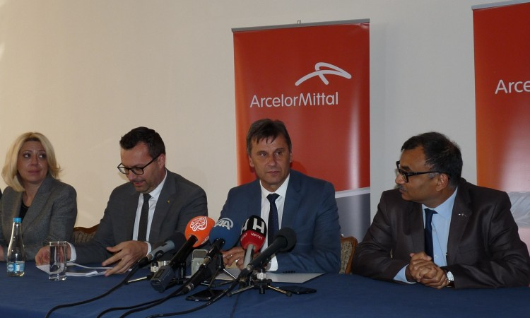 Novalić: We will not allow the collapse of ArcelorMittal Zenica