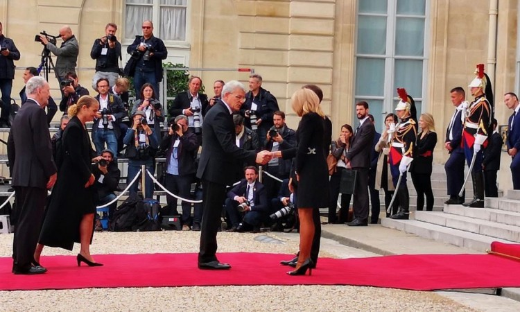 Džaferović pays last respects to former French president Chirac