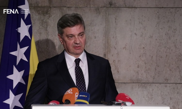 Unified stance of everyone in BiH regarding the nuclear waste disposal site