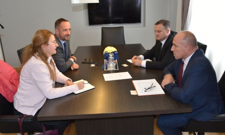 IOM – Support for provision of temporary accommodation for migrants in Tuzla