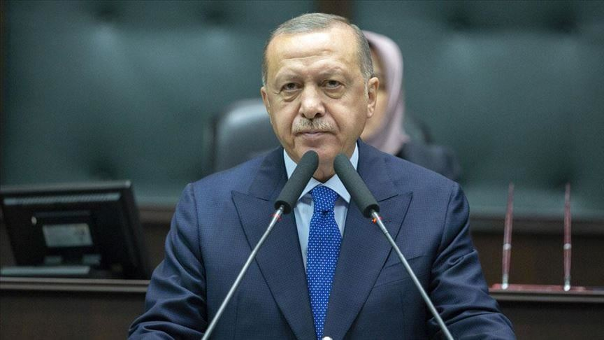Erdogan:  If you want to see civilian massacres, look at Afghanistan, Myanmar's Rakhine state, Upper Karabakh and Bosnia