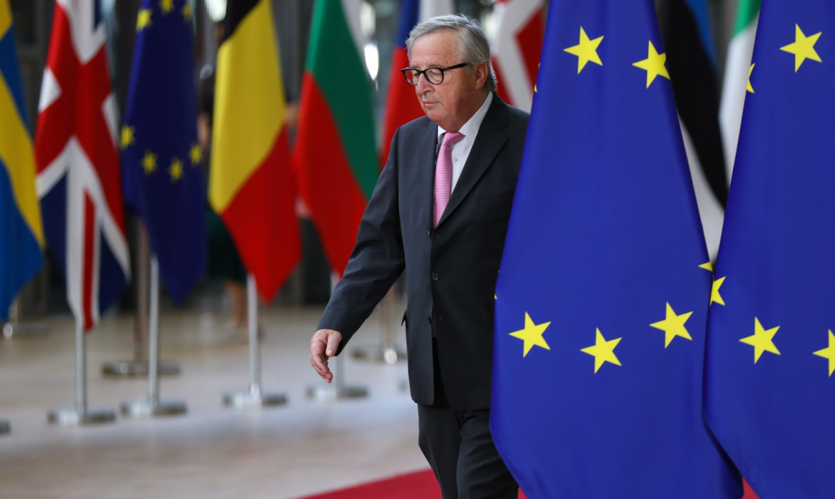 EU's Juncker says Brexit deal agreed