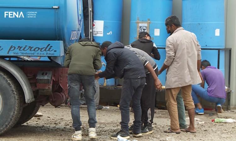 UN calls upon BiH authorities to close migrant camp in Vučjak