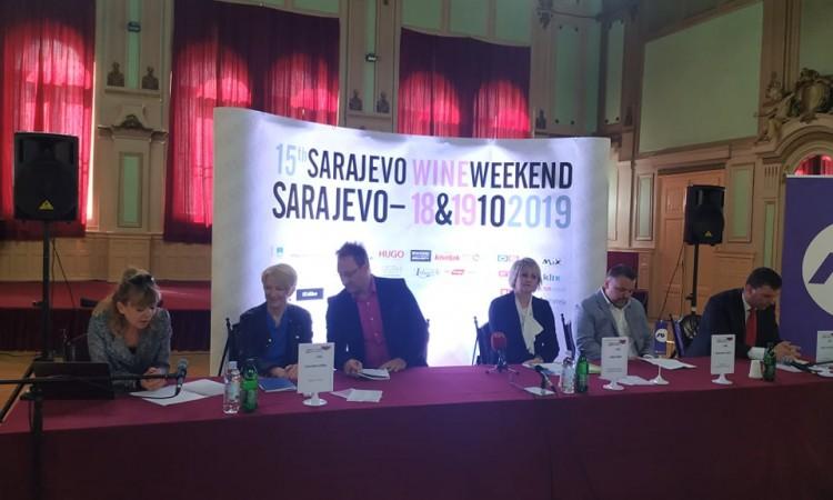 Sarajevo Wine Weekend gathers 70 exhibitors