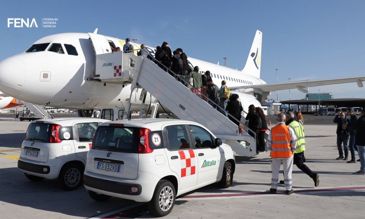 FlyBosnia connects Sarajevo and Rome with a direct flight as of November