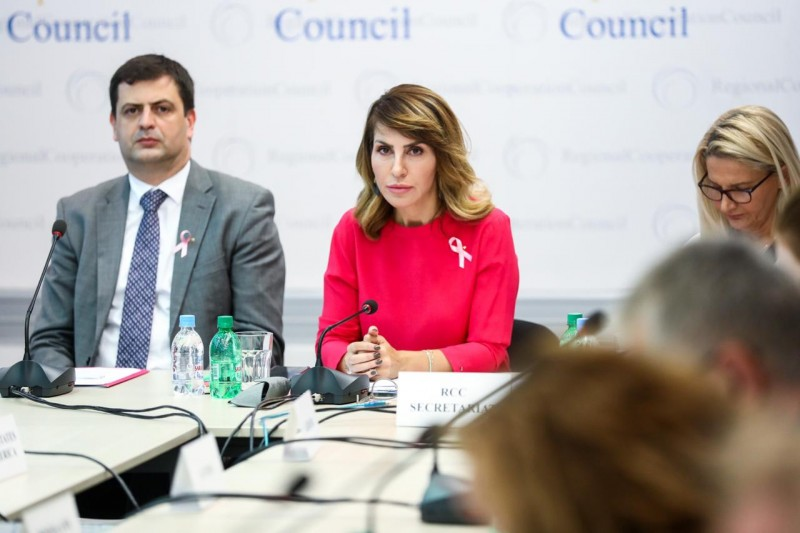 Bregu: Western Balkans citizens need incentive from the EU