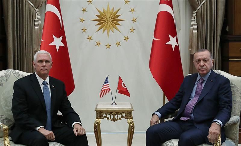 Turkey, US agree over pausing op in northern Syria