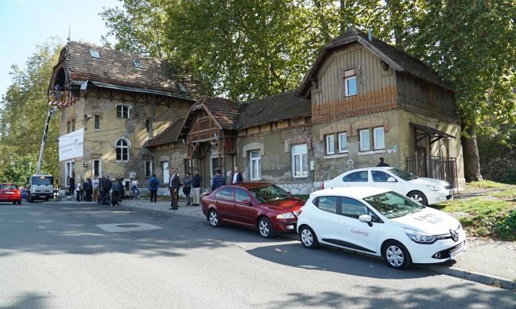 Skaka: Bistrik Railway Station to be returned to citizens of Sarajevo