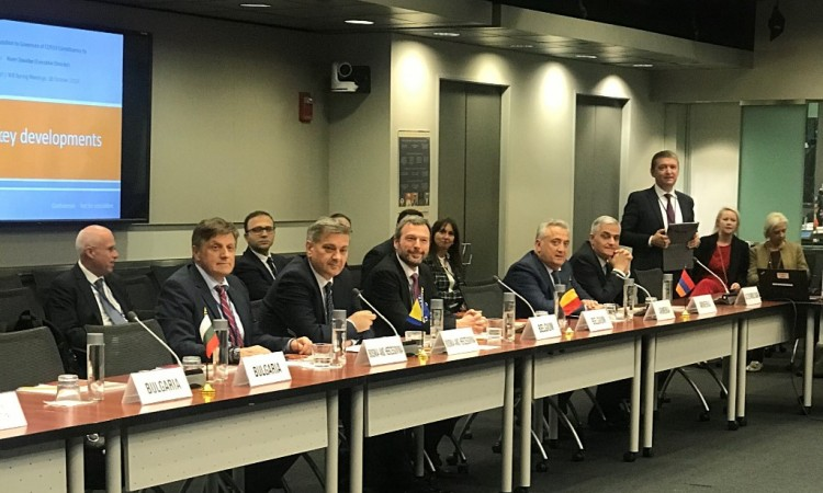 BiH to host next IMF/WB Constituency Meeting