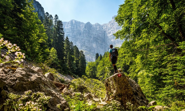 """Rock climbing camp """"Heart of Velež"""" brings together hikers and nature lovers"""
