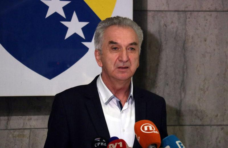 Šarović submits initiative to BiH CoM to join 'Mini-Schengen' declaration