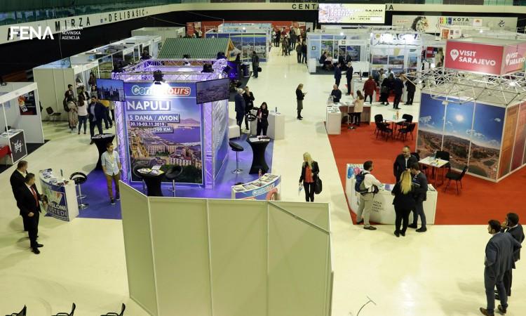 Sarajevo Tourism Festival opens with more than 70 exhibitors in Skenderija