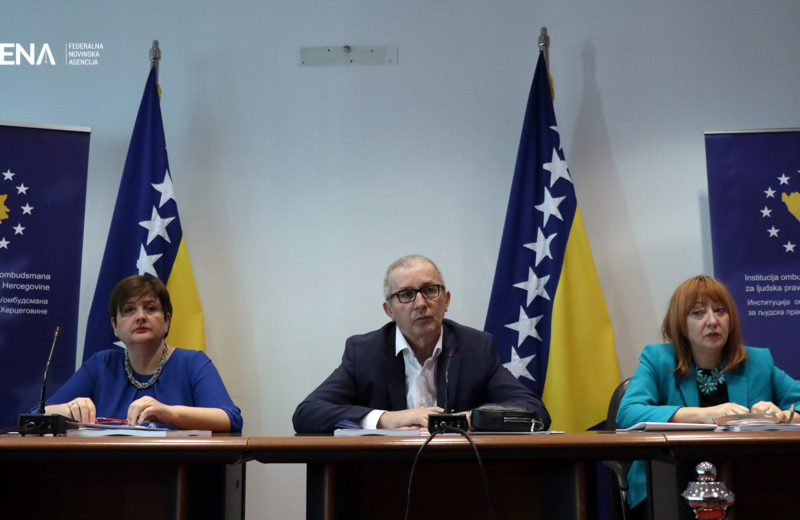 BiH Ombudspersons urge for punishing perpetrators of attacks against journalists