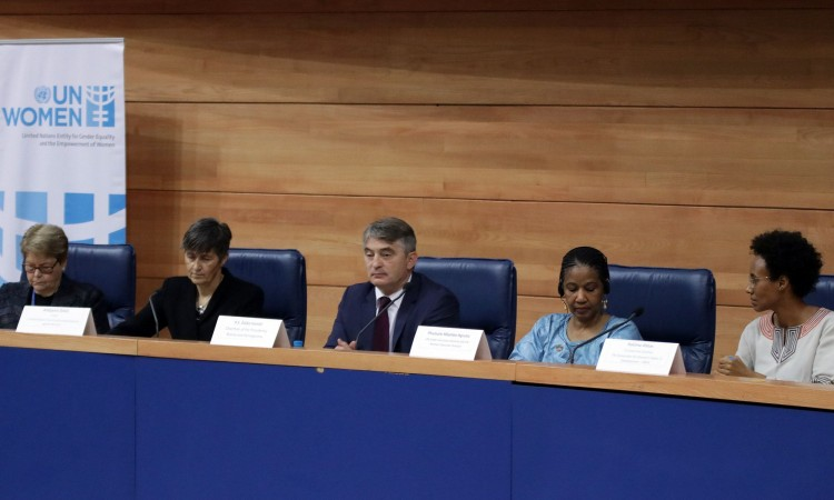 UN convention: Violence against women is a violation of basic human rights