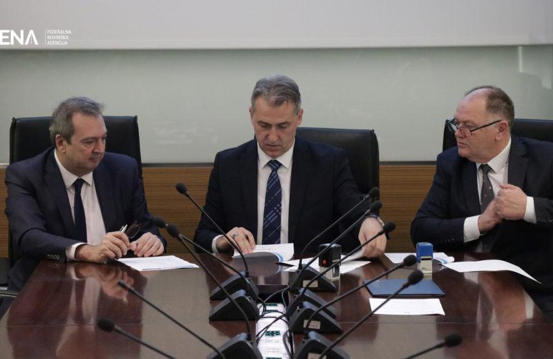 FBiH Chamber of Commerce, Turkey's IZFAS and ENERGA Fair sign Memorandum of Understanding