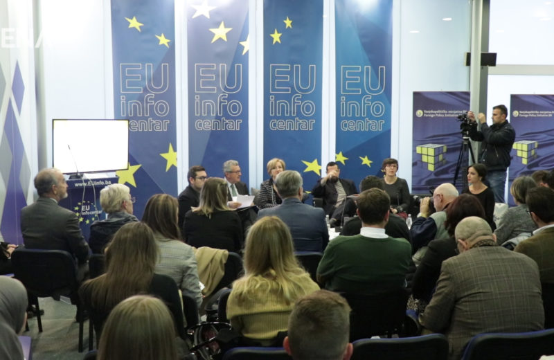 BiH should make the implementation of 14 EC recommendations its priority